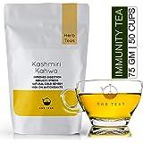 Ono Teas Kashmiri Kahwa Luxury | 100 % Natural | Herbal Immunity Booster | Loose Leaf Tea | Improves Digestion, Reduces…