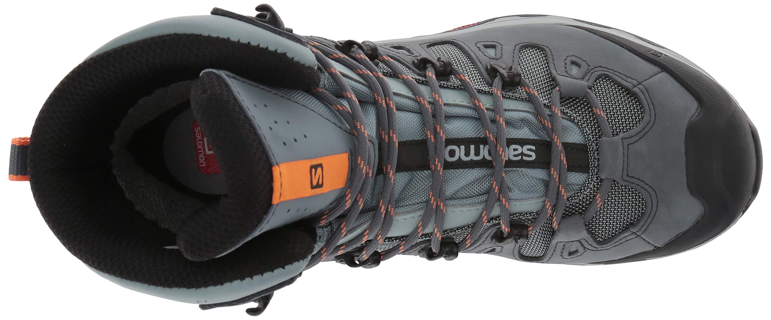 SALOMON Women's Quest 4d 3 GTX W High Rise Hiking Boots 8