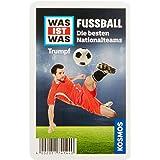 WAS IST WAS - Fußball - Die besten Nationalteams: Trumpfkartenspiel ab 2 Spielern