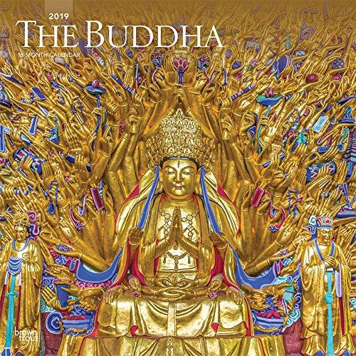 The Buddha 2019 - 18-Monatskalender: Original BrownTrout-Kalender [Mehrsprachig] [Kalender] por Inc Browntrout Publishers