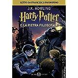 Harry Potter e la Pietra Filosofale - Audiolibro CD MP3: Vol. 1