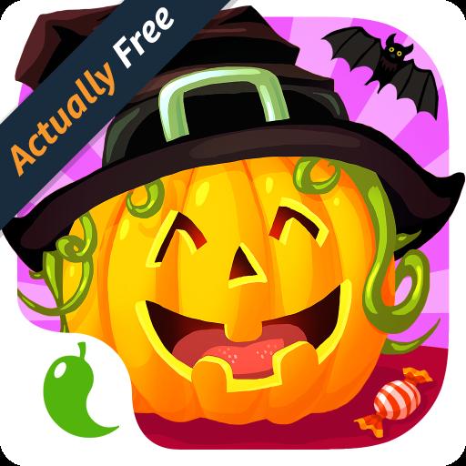 Halloween Steckpuzzle für Kids - Das Puzzle Lernspiel für furchtlose - Halloween-musik Kid