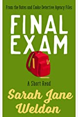 Final Exam: A Short Read (Coffee Shop Cozy Mystery Book 0) Kindle Edition