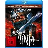 Die 1000 Augen der Ninja - Uncut Edition (in HD neu abgetastet)