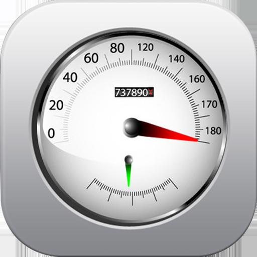 GPS Racing Speedometer