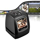 DIGITNOW! Slide Scanner Convert 35mm Negative Film &Slide to Digital JPEG Save into SD Card with LCD Display No Computer…