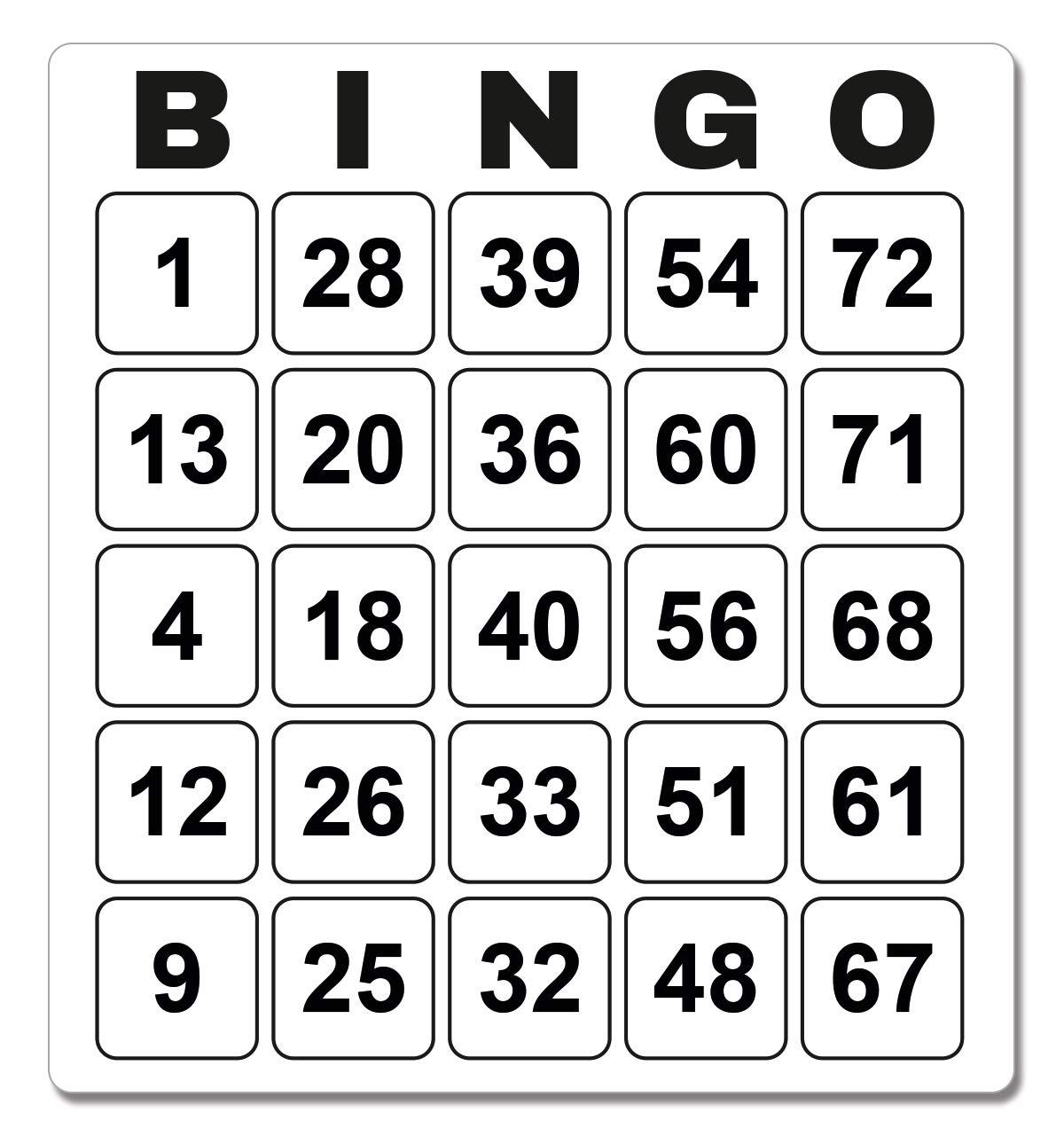 96-Bingo-Karten-laminiert-System-25-aus-75-stabil-abwaschbar-92-x-10-cm