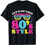 Années 1980, années 80, Costume, t-shirt nostalgique T-Shirt