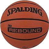 Spalding Rebound Rubber Basketball (Color: Brick, Size: 7