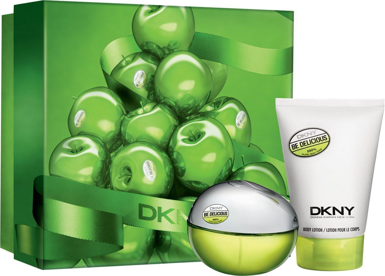 DKNY Be Delicious Women EDP Spray Gift Set 50 ml: Amazon.co.uk: Beauty