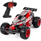 DDYX2020 1: 22-2.4Ghz-Remote Control Race Car, Coche teledirigido, Coches teledirigidos para niños de Alta Velocidad, con 2 b