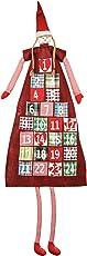 pajoma Adventskalender zum Befüllen im Mädchen Design, Weihnachten