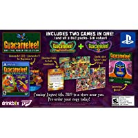 Guacamelee! One-Two Punch Collection (Launch Edition) - PS4 Multi-Language Version