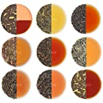 Assorted Loose Leaf Tea - 10 TEAS, 50 SERVINGS - Black Tea, Green Tea, Oolong Tea, Chai Tea, White Tea | BEST SELLING Tea...