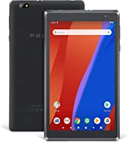 Android Tablet platform 8 inch Android 9.0 OS tablet, 2 GB RAM, 32 GB ROM, Quad-Core-processor, HD IPS-scherm, 2.0 voor- en