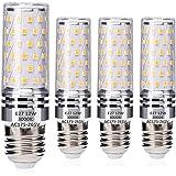 E27 LED Blé Ampoules 12 W Équivalent à 100W Halogène Ampoules, blanc chaud 3000K, Edison Vis LED Lumière Ampoules, sans scint
