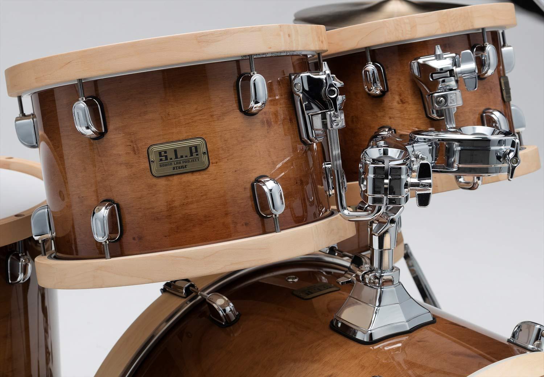 Tama S.L.P. 4 Pcs. Studio Maple Drumset · Set di batterie
