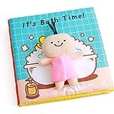 Libros Blandos para Bebé, Libro de Tela Bebé Aprendizaje y Educativo Libro para Bebé Recién Nacido Niños, Juguetes y Aprendiz