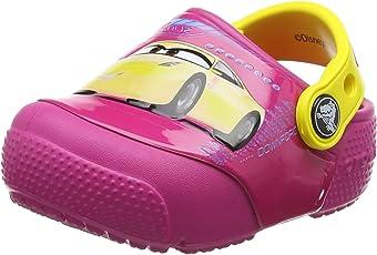 crocs Crocsfunlab Lights Cars 3 Clogs
