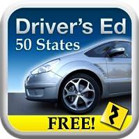 Drivers Ed (All 50 States) - DMV Permit Test