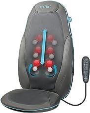 GEL Shiatsu Rückenmassage mit großer Massagefläche, Massagegerät, Nackenmassage, Massageauflage mit Wärmefunktion