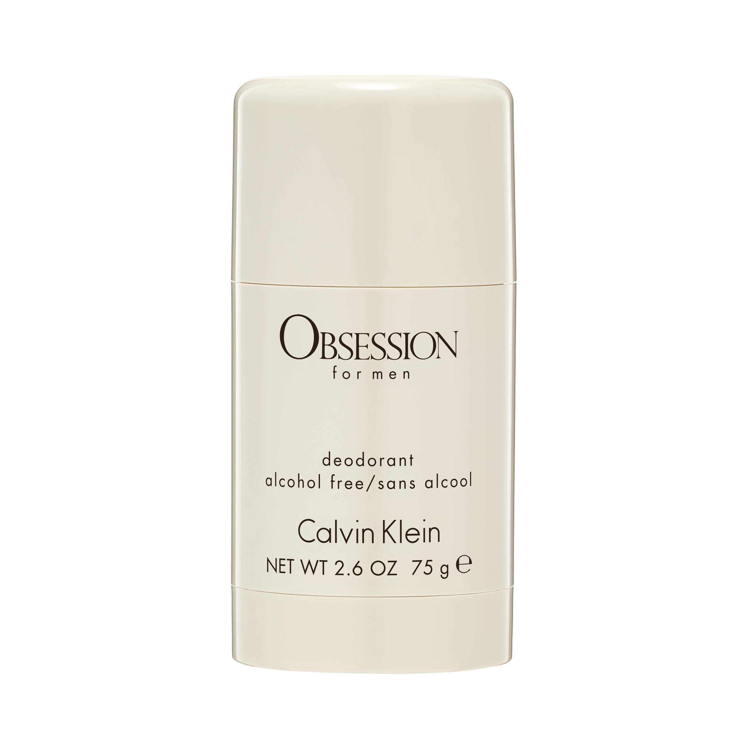 Calvin Klein Obsession for Men Deodorant Stick, 75 g