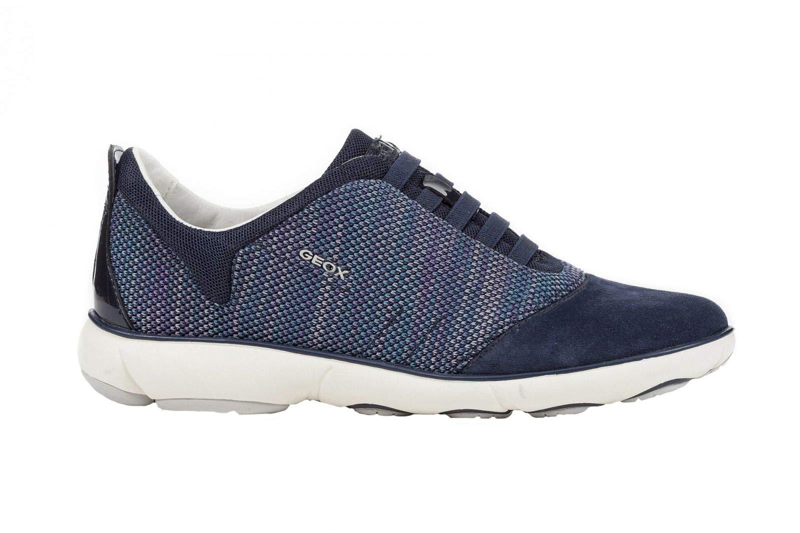 Geox Damen D Nebula C Sneaker 30