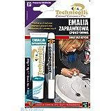 B-Creative Technicqll Bad Wit Emaille Reparatie Kit Fix Scratch Crack Chip Keramische Spoelbak P805