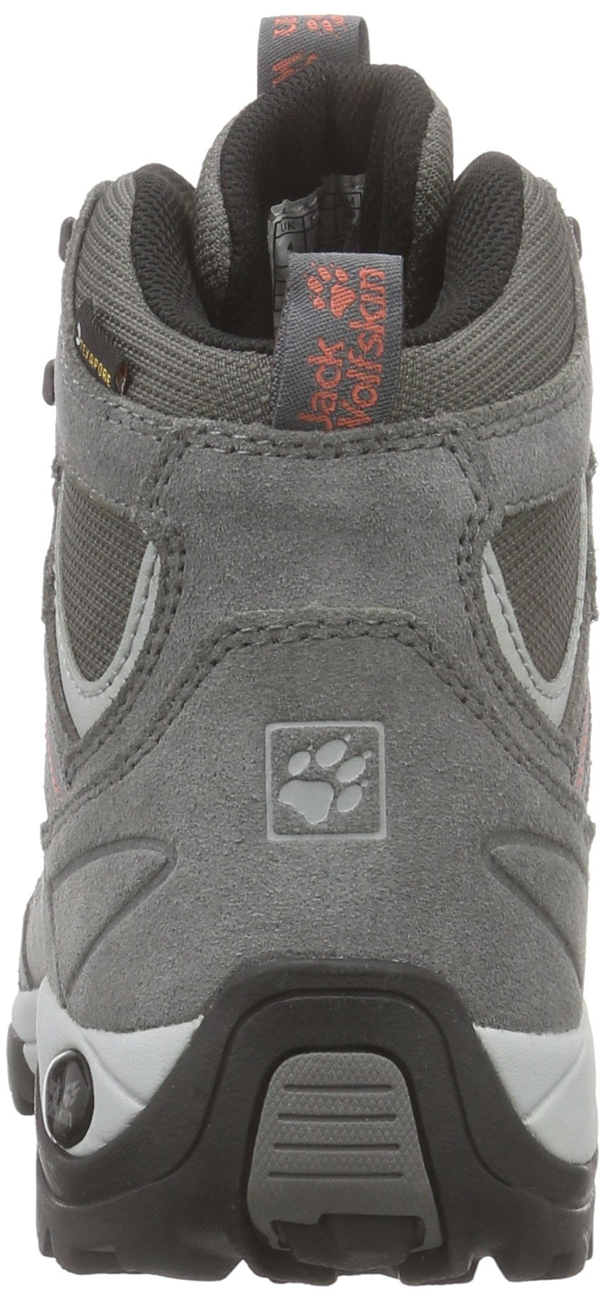 496053b3a9d Jack Wolfskin Vojo Hike MID Texapore Women High Rise Boots ...