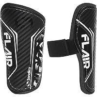 Sondico Flair Slip Shinguards Football Training Sports Protection Accessories