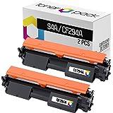 TONERPACK HP 94A CF294A, Cartucho de Tóner Compatible para HP 94A CF294A para HP Laserjet Pro MFP M148dw M148fdw M148, HP Las