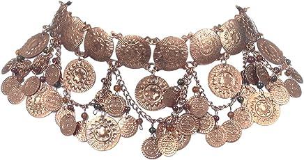 DCA Copper Brass Women Necklace (4217)