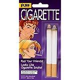 Cigarrillos encendidos falsos