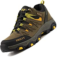 Unitysow Homme Femme Chaussures Montantes de Randonnée Non-Slip Outdoor Bottes de Marche Trekking d'escalade Escalade…