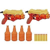 Nerf Alpha Strike Cobra RC 6 Duel Blasters with Targetting Set