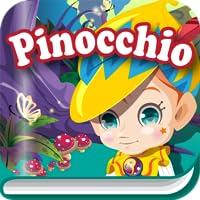 Pinocchio Kids Story Book