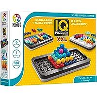 Smart Games-IQ Puzzler Pro XXL Puzzle pour Enfant, logique, Puzzle 3D Extra Large, smartgames, Jeux pour Enfants, Jouets…