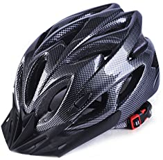 EDTara Bicycle Helmet Integrated Molding Breathable Cycling Helmet for Men Women