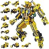 VATOS Robot Costruzioni Giocattolo STEM 573 Pezzi Giocattolo Creativo per l'edilizia di Apprendimento Blocchi di Ingegneria E