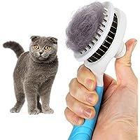 Spazzola per Animali Domestici,Strumento per la Toelettatura Degli Animali Domestici,Spazzola per la Pulizia DeglAnimali…