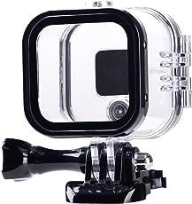 SupTig Ersatz Wasserdicht Schutz Hülle Gehäuse für GoPro Hero 4session, 5session Außerhalb Sport Kamera für Einsatz unter Wasser–wasserdicht bis 196FT (60m)...
