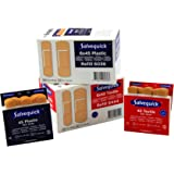 Salvequick Pflasterspender Und Refill Verschiedene Sorten Karton á 6 Refills Rot Textile Ref 6444 Drogerie Körperpflege