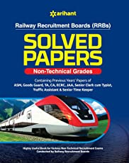 RRB Non Technical Grades Solved Papers 2018