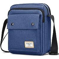 BAIGIO Borsello Uomo Tracolla Sport, Borsa a Tracolla Messenger Bag Impermeabile Borsa a Spalla Casual Lavoro Viaggio…