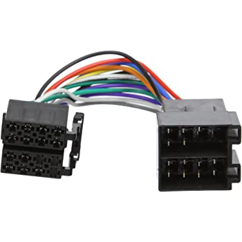 autoleads pc2 04 4 car audio harness adaptor lead amazon co uk car rh amazon co uk Wiring Aftermarket Speakers Computer Wiring Harness Adapters