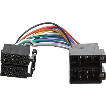 autoleads pc2 04 4 car audio harness adaptor lead amazon co uk car rh amazon co uk  halfords wiring harness adapter