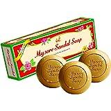 Mysore Sandal Soap,450g (150x3) (Pack Of 3)
