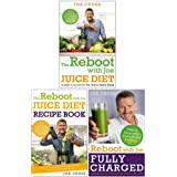 The Reboot with Joe Juice Diet 3 Books Collection Set ( The Reboot with Joe Juice Diet,The Reboot with Joe Juice Diet…