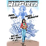 HIT GIRLZ: I was a teenage Hit Girl (Comic Book. A funny crime thriller books for teens, teen girls, and tweens. Book One)