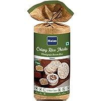 HAIM Organic Crispy Rice Thicks Wholegrain Brown Rice Cake (Multigrain Pack of 1)
